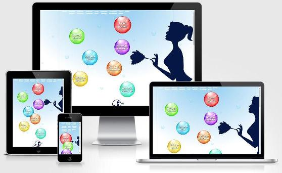 Site responsive créé avec WordPress pour JL Clean Services (Bruxelles)